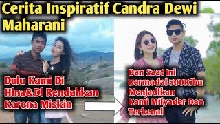 Download lagu Kisah Perjalanan seorang Milyader Muda || Candra Dewi Maharani