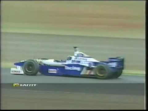 1996 British Grand Prix at Silverstone