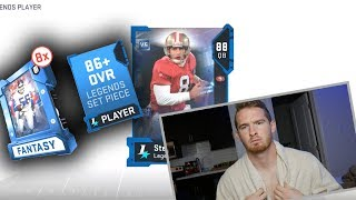 LEGENDS FANTASY PACK BUNDLE | Madden 19 Ultimate Team Pack Opening