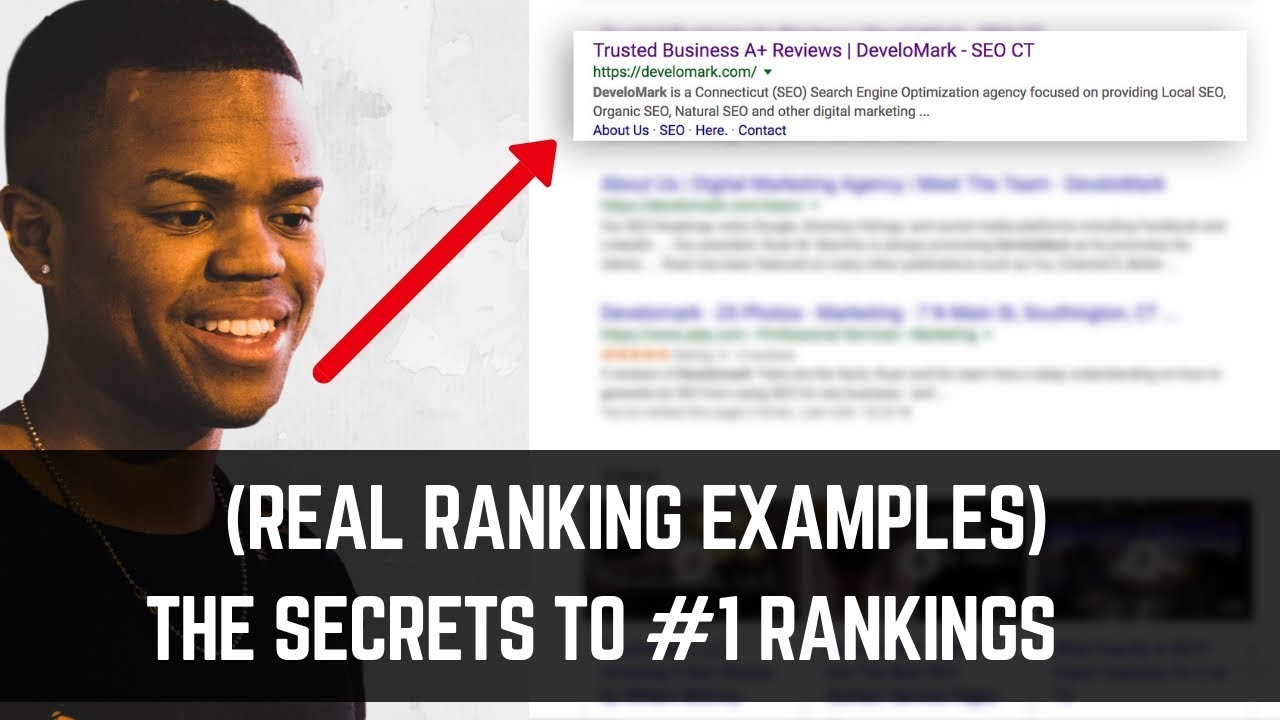Local SEO 2019: A Complete Beginners Guide For #1 Rankings (4 Real Examples)