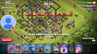 Trophy pushing to Titan and maxing th9 base visiting with funny jokes