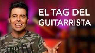 TAG DEL GUITARRISTA -  Conoce a Carlos Asensio | Guitarraviva
