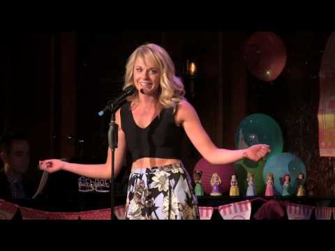 """Ashley Spencer - """"My Strongest Suit"""" (The Broadway Princess Party)"""