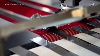 "Automatic garments folding machine ""STP1000"" (clothes folding)"