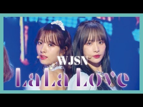 [HOT] WJSN -  La La Love  , 우주소녀 - La La Love Show Music core 20190119