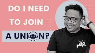 Do I need a UK union? Do I need this series! What is a union?