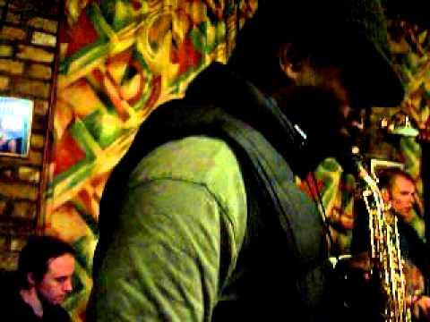 """Jason Yarde """"Twisted blues"""" Uncle Sam's"""