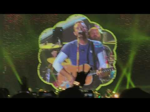 Coldplay Manila 2017