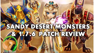 SUMMONERS WAR : Patch 1.7.6 Notes + New Monster Skills Officially Released
