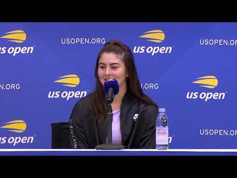 Bianca Andreescu at