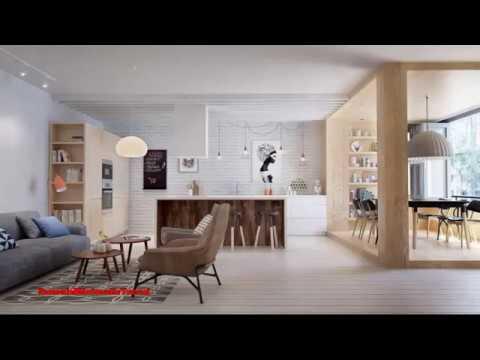 Desain Ruang Makan Sekaligus Ruang Keluarga Dapur Youtube