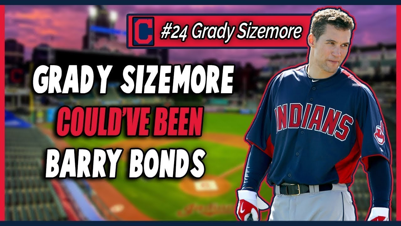 Grady Sizemore Could've Been Barry Bonds
