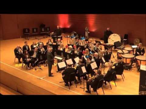Dalmellington Band   Cambridge Variations 2016