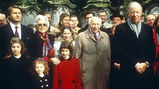 How The Rothschilds Built Their Empire