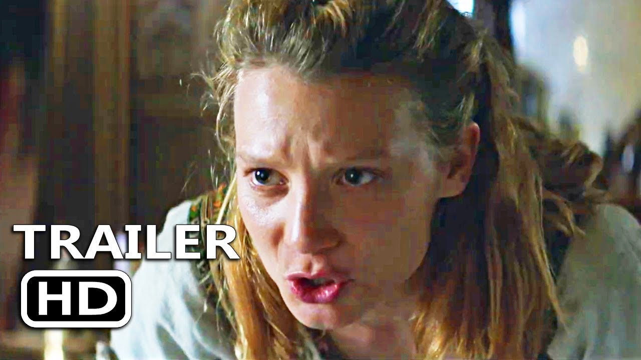 JUDY AND PUNCH Official Trailer (2019) Mia Wasikowska Movie