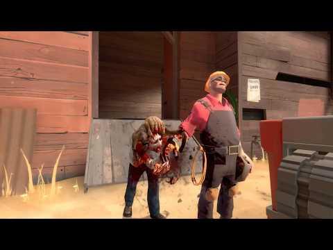 Team Fortress 2 - Zombie Apocalypse Part 3 - Undoing