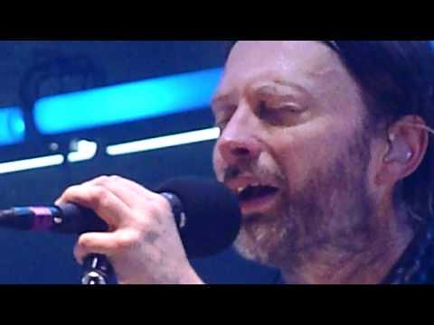 Radiohead Supercollider First Time Live Roseland Ballroom New York September 29 2011 Night 2