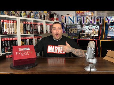 The INFINITY Saga Box Set | 4K Blu Ray | MCU | Marvel Cinematic Universe | Marvel Studios