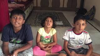 Garuda Gamana Tava Sung by Master Mani Master Tejas Master Pari