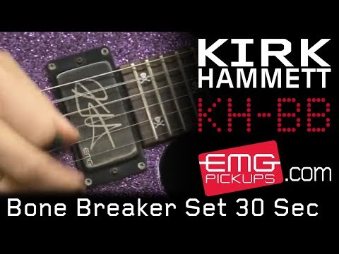 EMG Pickups / KH-BB Set / Electric Guitar Pickups, B Guitar ... on