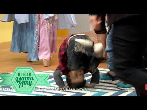 Zara Leola Dikepung Dance Gen Halilintar - Rumah Mama Amy (9/6)