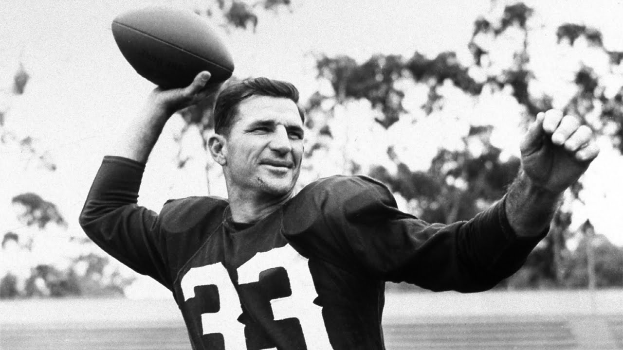 e2cb81d3 Redskins by the (Jersey) Numbers: #33 - Sammy Baugh - Hogs Haven