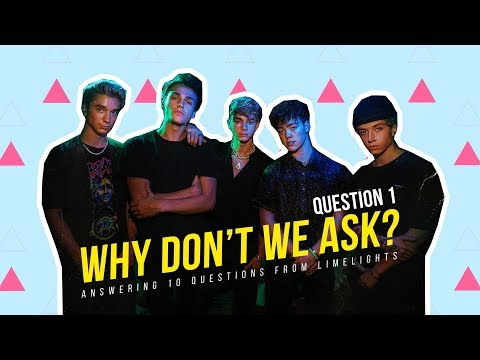 Why Don't We Ask? - Question 1 | 6CAST