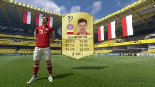 Fifa 17 Pack Opening 90+ Walk out Robert Lewandowski!!!Pack Reaktion//:Ultimate Team