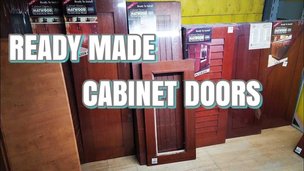 Cabinet Door Designs Kitchen