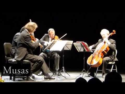 Endellion String Quartet en culiacan