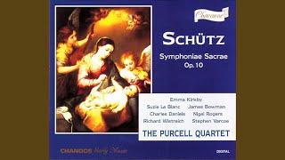 Symphoniarum sacrarum secunda pars, Op. 10, SWV 341-367: Gib unsern Fursten, SWV 355