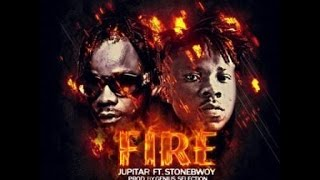 Jupitar – Fire (Feat Stonebwoy) (Prod. By Genius)