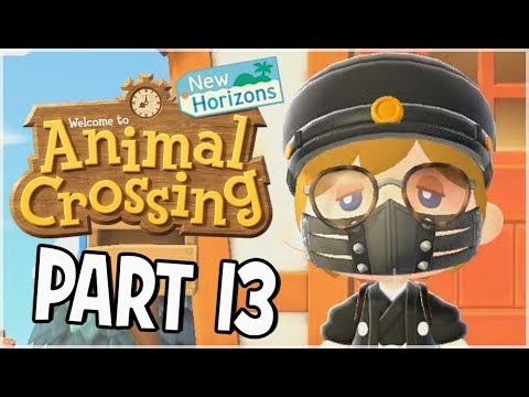 Animal Crossing New Horizons - Part 13 BIG Home Expansion!!!! (NIntendo Switch)