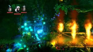 Lets Play (PL) Trine 2 part 3 - Dolina Błotowody