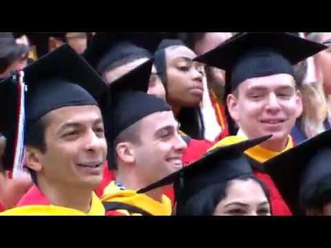 Queens Commencement for Undergraduate Programs 2016