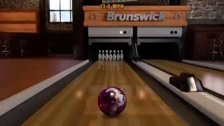 PS4  Brunswick (1 JEU de bowling sur Ps4 ) Avec ObCeDeR83