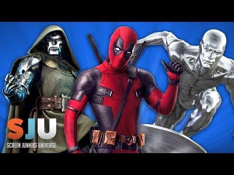 Marvel Movie Madness At Fox Pre-Disney Deal - SJU