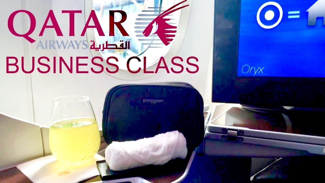 Qatar airways business class boeing 787 dreamliner madrid for Oficina qatar airways madrid