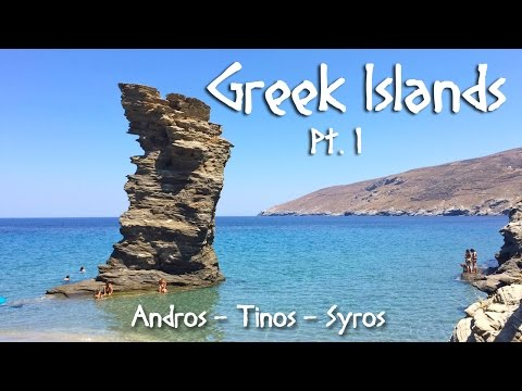 25 - Greek Islands: Cyclades Pt. I
