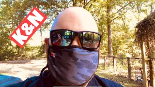K&N Face Mask Is No Joke! See Our Review! We Are Having A Give-away Too. Mask MADE IN THE USA