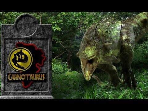 Jurassic World 2 Carnotaurus Youtube