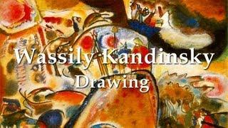 Wassily Kandinsky Drawing