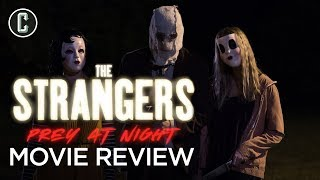'Strangers: Prey at Night' Movie Review - Is It a Worthy Sequel?