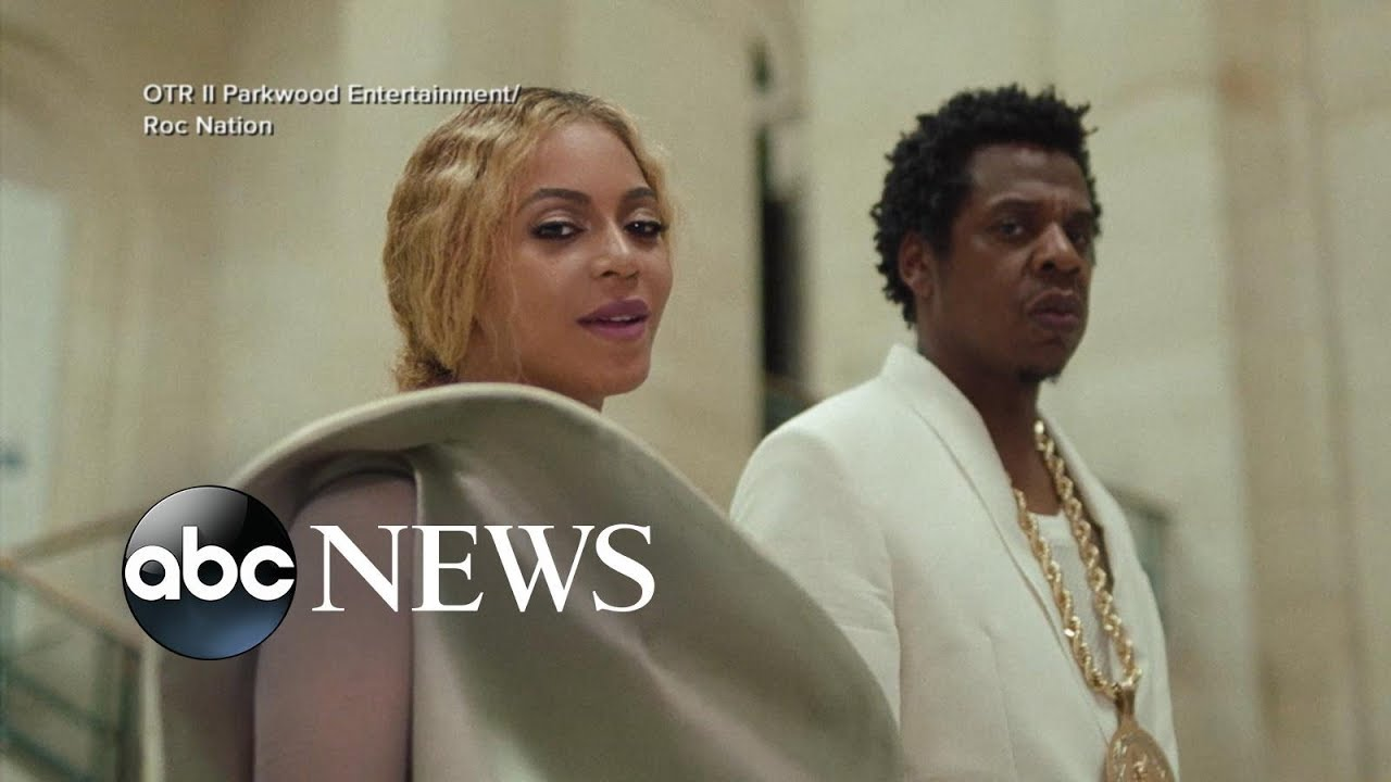 Beyonce and Jay-Z dropped a surprise joint album
