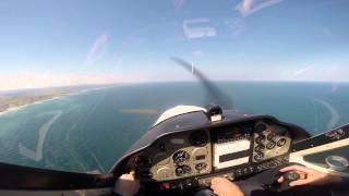 Un volo sul mare