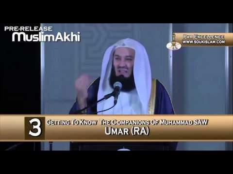 03 Life of Umar Ibn Khattab (R.A) P2 - Mufti Menk - Ramadhan 2014