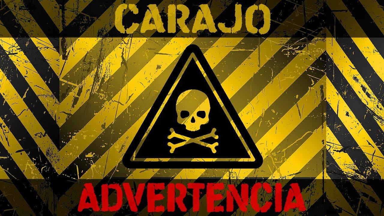 Carajo - Advertencia - YouTube