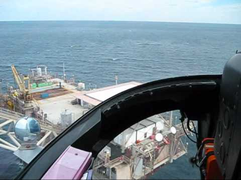 Gulf of Mexico- Offshore Helicopter