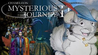 Mysterious Journey II: Chameleon PC Review - Adventure Game Geek Ep. 43