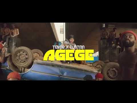 "Tekno ""AGOGO"" ft zlatan ibile Official Video."
